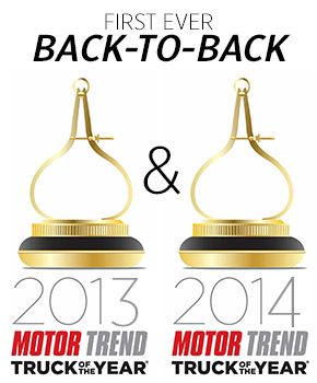 Motor Trend Truck Of The Year Logo 14067 Notefolio