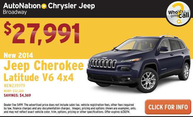 New Chrysler & Jeep Specials | AutoNation Chrysler Jeep ...
