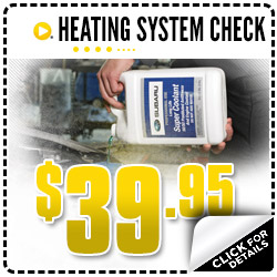 Heating System Service Special from AutoNation Subaru Arapahoe in Englewood, Near Parker, Colorado