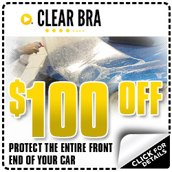 Clear Bra Service Special from AutoNation Subaru Arapahoe in Englewood, Near Parker, Colorado