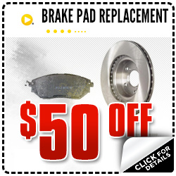 Subaru Brake Pad Replacement Service Special at AutoNation Subaru Arapahoe