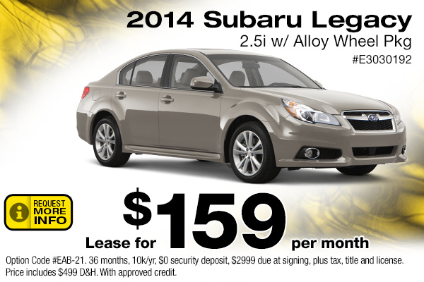 new 2015 subaru legacy lease specials englewood co discount vehicles. Black Bedroom Furniture Sets. Home Design Ideas
