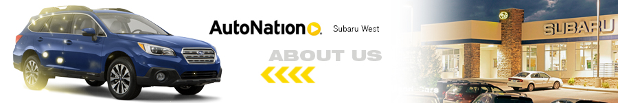 Welcome to AutoNation Subaru West in Golden, Serving Denver, CO