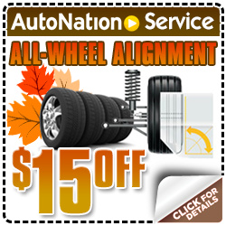 Autonation discount coupon