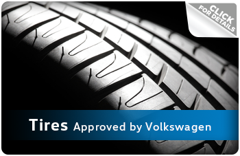 Click For More Information on Volkswagen Approved Tires in La Vista, NE