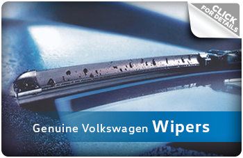 Click For More Information on Genuine Volkswagen Wipers in La Vista, NE
