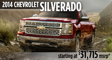 New 2014 Chevrolet Silverado Model Details Specs Atlanta, GA