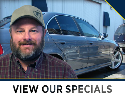 View our Current Service & Parts Special Offers & Coupons serving Bozeman, MT