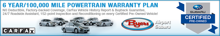 Subaru Certified Pre-Owned Inventory Columbus, OH