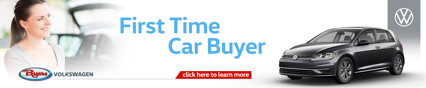 Click to Learn More About Our First Time Car Buyer at Byers Volkswagen in Columbus, OH