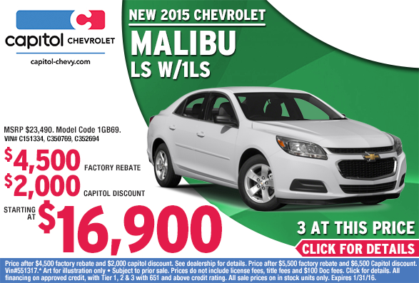 Used Capitol Chevrolet Montgomery Inventory