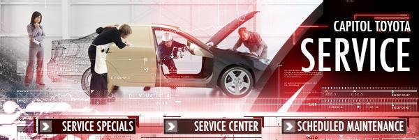 Salem Toyota Service Specials | Oregon Car Repair ...