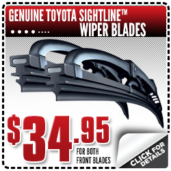 Click for more details on this Toyota SightLine™ Windshield Wiper Blades service special - save on a maintenance package at Capitol Toyota in Salem, OR
