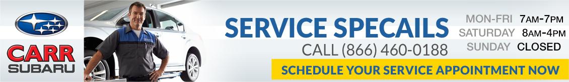 Beaverton Subaru Service Specials Oregon
