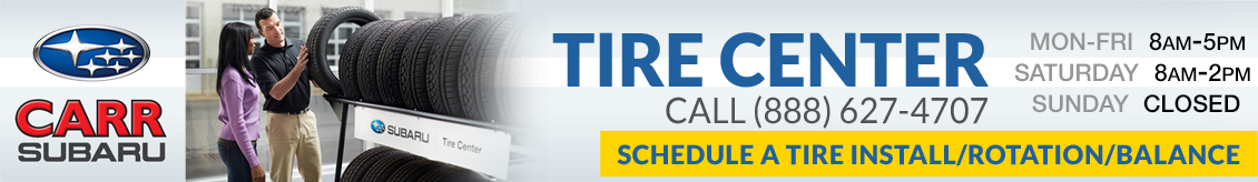 Subaru Tire Center in Beaverton, OR