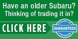 Trade your Subaru for a New Purchase at Carter Subaru Ballard in Seattle, WA!