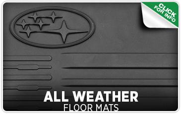 Learn more about Subaru all-weather floor mats from Carter Subaru Ballard in Seattle, WA