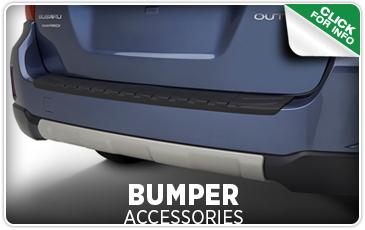 Learn more about Subaru bumper accessories from Carter Subaru Ballard in Seattle, WA