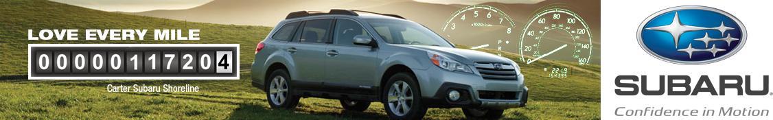 Subaru High Mileage Club