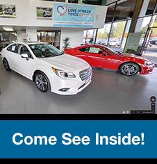 Carter Subaru Shoreline Google Walkaround