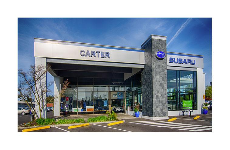 Carter Subaru Shoreline