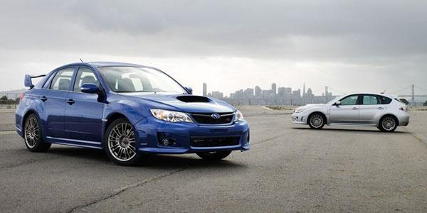 Seattle New 2014 Subaru Impreza Wrx Sti Model Details