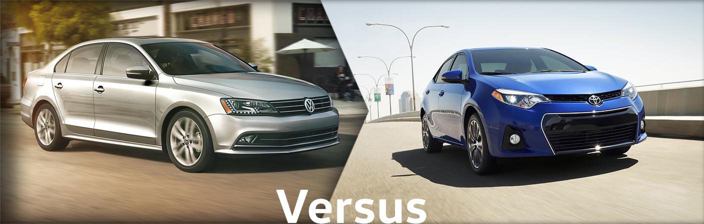 2015 Volkswagen Jetta Vs Toyota Corolla Specs Amp Features