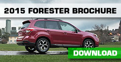 Download an Online 2015 Subaru Forester Digital Brochure!