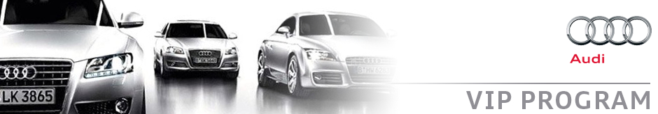 Continental Audi VIP Loyalty Rewards Program