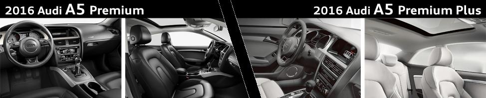 2016 Audi A7 Premium Plus VS Prestige Model Comparison ...