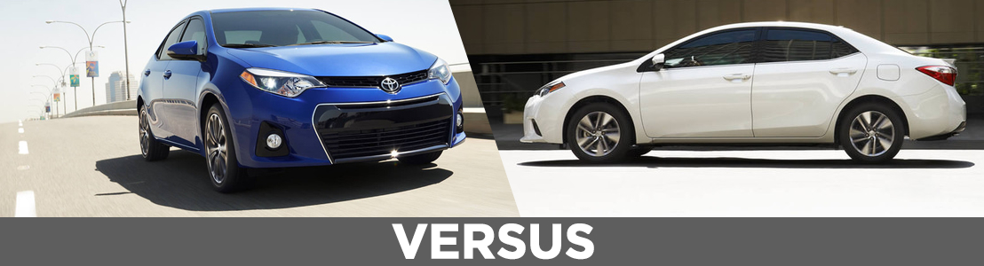 compare 2016 toyota corolla le vs corolla s features details. Black Bedroom Furniture Sets. Home Design Ideas