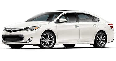 New 2015 Toyota Avalon XLE VS Limited Model Comparison | Serving ...
