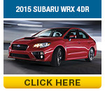 Click to Compare the 2015 BRZ and WRX Models