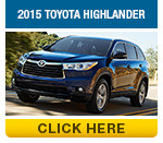 Click to Compare The 2015 Subaru Outback and 2015 Toyota Highlander Models