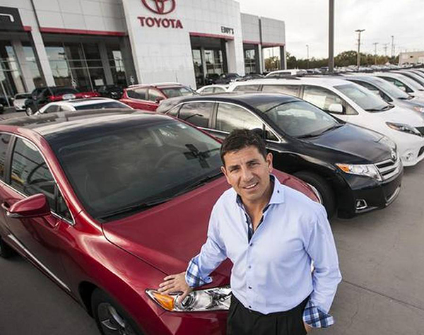 Brandon Steven President at Eddy's Volvo of Wichita