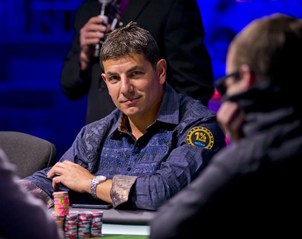 Brandon Steven - Poker Game