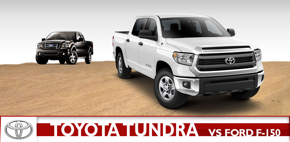 toyota tundra vs ford f150 vehicle comparison wichita truck features information. Black Bedroom Furniture Sets. Home Design Ideas