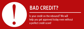 Bad Credit Financing Specialists