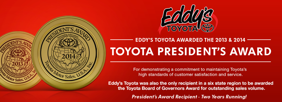 Car Dealerships In Wichita Ks >> Toyota President's Award Winning Dealership | Wichita, KS