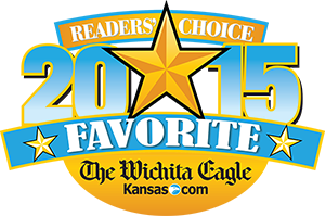 Readers' Choice 2015 Favorite in Wichita, KS