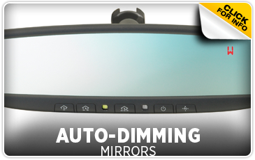 Click for more information on genuine Subaru auto-dimming mirrors available at Gold Rush Subaru in Auburn, CA