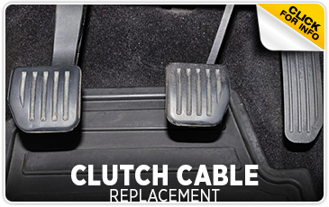 Learn more about Subaru clutch cable replacement service Information from Gold Rush Subaru in Auburn, CA