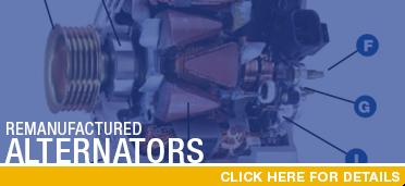Click For Subaru Remanufactured Alternator Parts in Auburn, CA