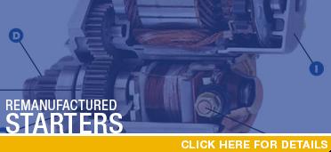 Click For Subaru Remanufactured Starter Parts in Auburn, CA