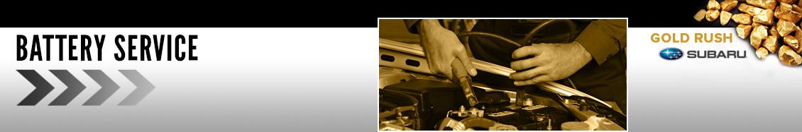 Rush Repair Service : Subaru battery maintenance details information auburn