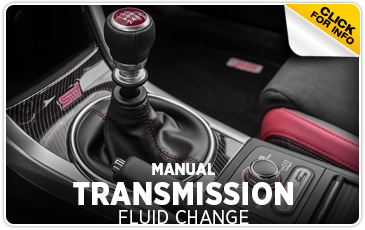 Subaru manual transmission fluid change service Information from Gold Rush Subaru in Auburn serving Sacramento, California