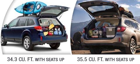 New 2015 Subaru Outback vs 2014 Outback Model Comparison Auburn