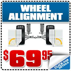 Subaru all-wheel alignment service special offer in Auburn, CA