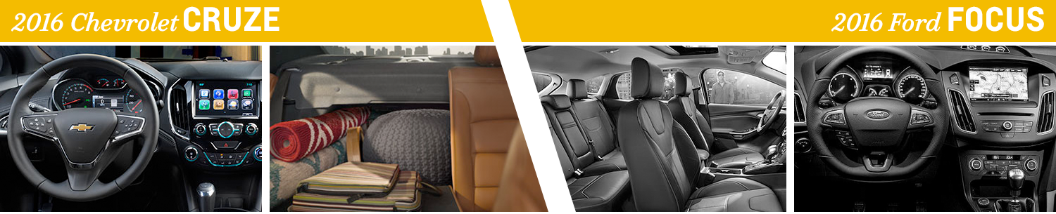 2016 chevy cruze vs ford focus sedan comparison palatine il. Black Bedroom Furniture Sets. Home Design Ideas