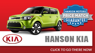 View Our New KIA Models at Hanson Kia